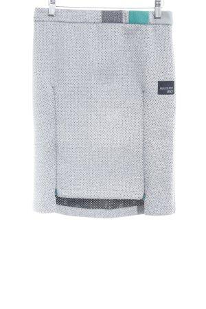 Adidas Bleistiftrock hellgrau sportlicher Stil