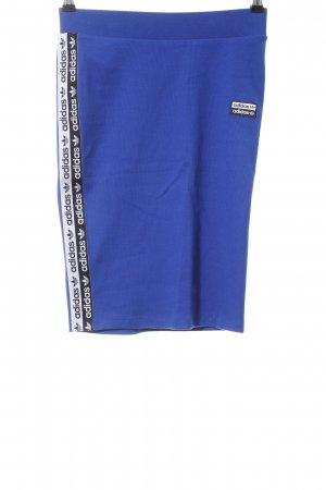 Adidas Bleistiftrock mehrfarbig sportlicher Stil