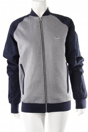 Adidas Blouson blau