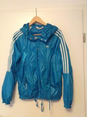 Adidas Blouson Jacke Türkis Größe 38