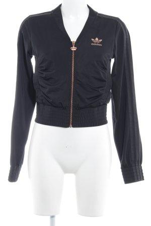 Adidas Blouson schwarz Casual-Look