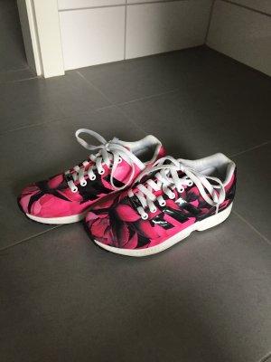 Adidas Blumen Schuhe