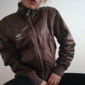 Adidas Bomber Jacket black-bronze-colored