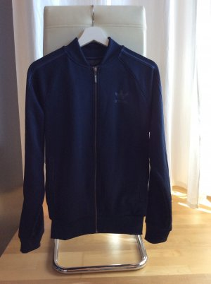 Adidas Giacca bomber blu scuro