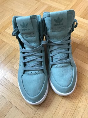 Adidas Booties turquoise-cadet blue