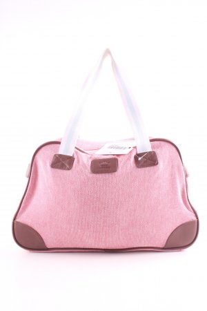 Adidas Bowling Bag pink-brown athletic style