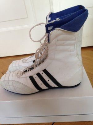Adidas Boxerstiefel weiß