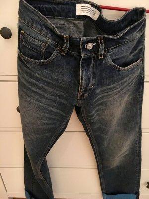 Adidas Originals Boyfriend jeans leigrijs