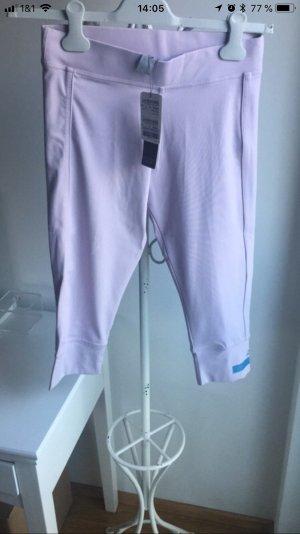 Adidas by Stella McCartney Pantalone a 7/8 viola