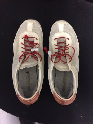 Adidas by Stella McCartney Lace-Up Sneaker white-rose-gold-coloured