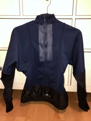Adidas by Stella McCartney blauer Pullover/ Jacke