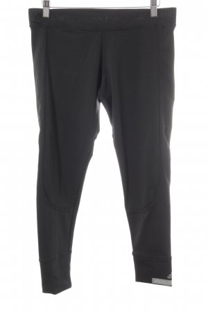 Adidas by Stella McCartney Legging noir style décontracté