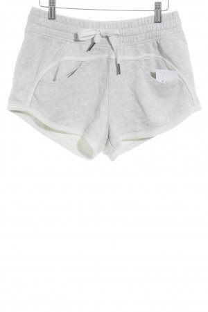 Adidas by Stella McCartney Shorts hellgrau Casual-Look