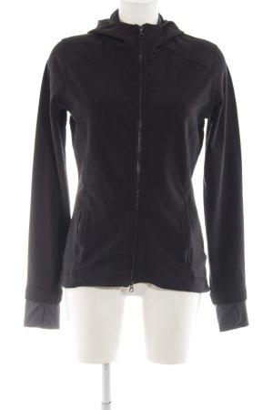 Adidas by Stella McCartney Softshelljacke schwarz sportlicher Stil