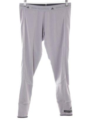 Adidas by Stella McCartney Trackies light grey simple style