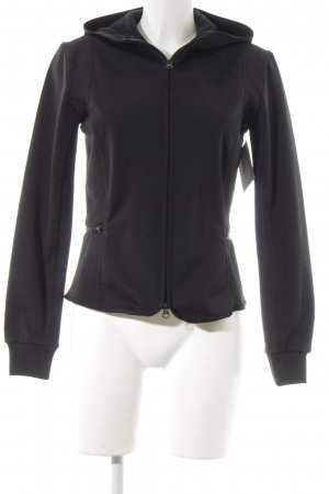 Adidas by Stella McCartney Sportjacke schwarz Casual-Look
