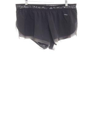 Adidas by Stella McCartney Short de sport noir style athlétique