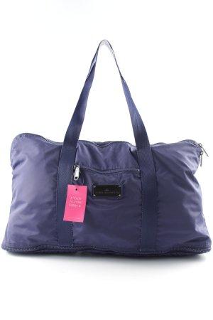 Adidas by Stella McCartney Sports Bag dark violet athletic style