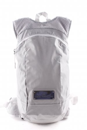 Adidas by Stella McCartney Bolsa de gimnasio gris claro-color plata reluciente