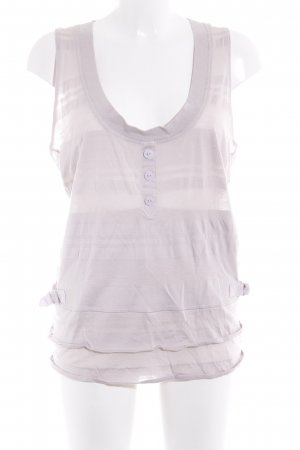 Adidas by Stella McCartney Top deportivo sin mangas rosa empolvado look casual