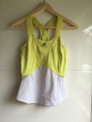 Adidas by Stella McCartney top Weiss XS