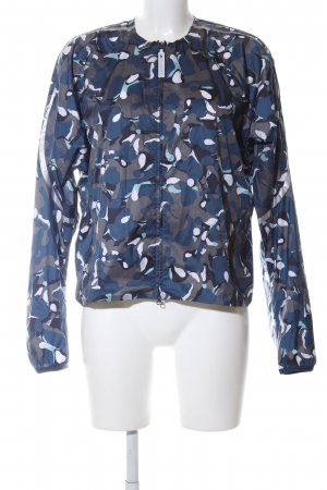 Adidas by Stella McCartney Windjack abstract patroon casual uitstraling