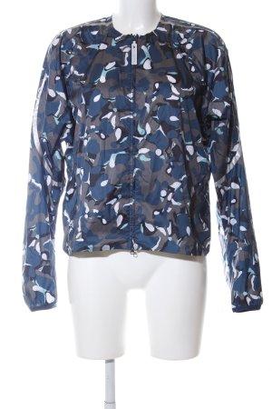 Adidas by Stella McCartney Cortaviento estampado con diseño abstracto