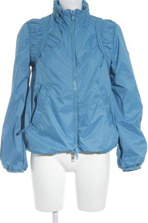 Adidas by Stella McCartney Windstopper blau sportlicher Stil