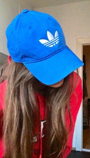 Adidas Gorra de béisbol blanco-azul