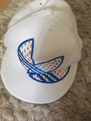 Adidas Cap - blau weiß