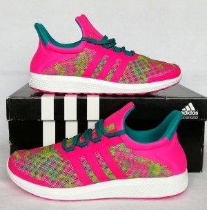 Adidas Zapatillas deslizantes rosa