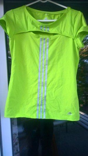 Adidas by Stella McCartney T-Shirt meadow green polyester