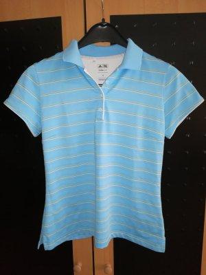 Adidas Sportshirt lichtblauw