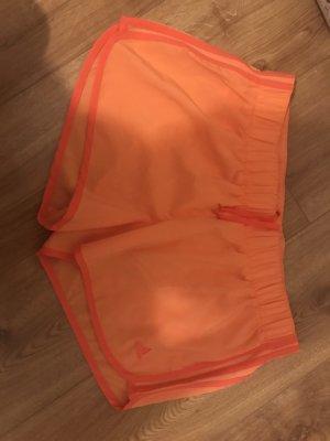 Adidas climate aktiv Shorts orange