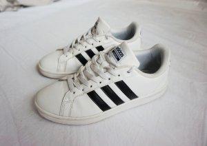 Adidas Cloudfoam Advantage Sneaker - weiß/ schwarz