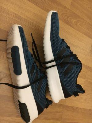 Adidas Cloudfoam Sneaker Schuhe blau schwarz 41 1/3