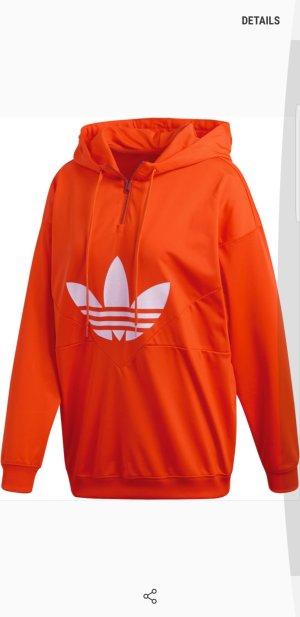 Adidas Oversized Shirt orange