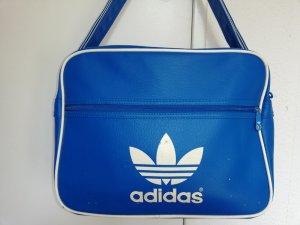 Adidas Cartables bleu polyuréthane