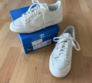 Adidas Originals Lace-Up Sneaker natural white-cream
