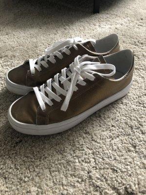 Adidas Sneakers met veters brons-goud Oranje