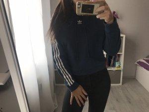 Adidas Oversized Sweater blue-dark blue