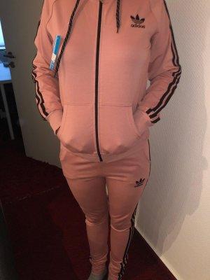 Adidas Originals Capuchon sweater roze