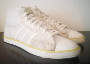 ADIDAS Damen Sneaker SLEEK SERIES weiß & gold