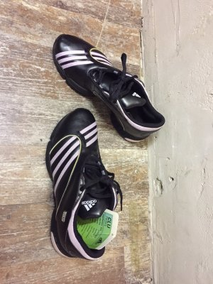 Adidas Originals Sneaker stringata nero-rosa