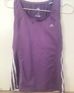 Adidas Damen Sporttop in lila