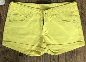 adidas Damen stretch Sommer Short kurze Jeans Hose Hotpants W28 Gr.36, wie neu