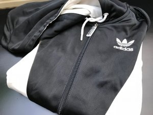 Adidas Damen Trainings-Jacke