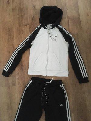Adidas Leisure Wear black-white polyester