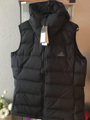 Adidas Donsvest zwart