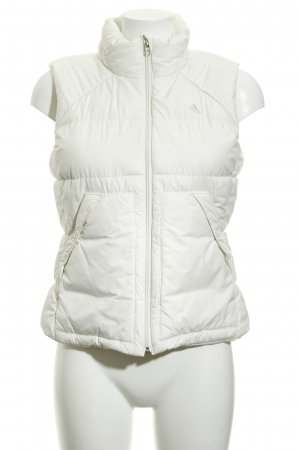 Adidas Donsvest wolwit casual uitstraling